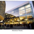 Picture - Exterior of the Ahmanson Theatre in Los Angeles.