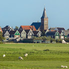 Picture - The village of Marken.
