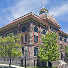 Picture - The old city hall in Marquette.