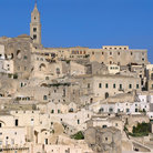 Picture - The old architecture of Matera.