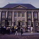 Picture - Mauritshuis in The Hague.