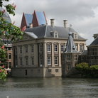Picture - The Mauritshuis and the Torentje in The Hague.