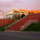 Picture - The city hall in Medicine Hat.
