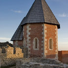 Picture - The chapel at the castle of Medvedgrad near Zagreb.