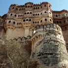 Picture - Meherangarth Fort in Jodhpur.