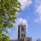 Picture - St Mary's Church in Melton Mowbray.