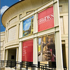 Picture - Exterior of Brooks Museum of Art, Memphis, TN.