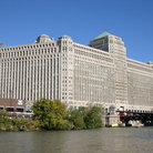 Picture - Merchandise Mart in Chicago.