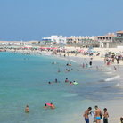 Picture - Beach at Mersa Matrouh.