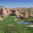 Picture - Wolf Creek Golf Club, Mesquite, Nevada.
