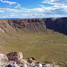Picture - Meteor Crater.