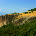 Picture - Landscape at Meteora.