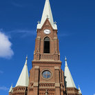 Picture - Tower of Mikkeli's Cathedral.