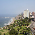 Picture - View over Miraflores.