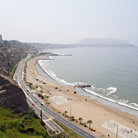 Picture - The beach at Miraflores.
