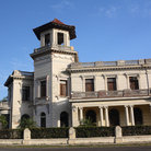 Picture - The old architecture of Miramar, outside Havana city center.