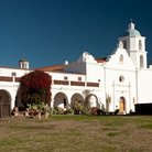 Picture - Mission San Luis Rey de Francia / San Luis Rey Mission Church in Oceanside.