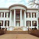 Picture - Mississippi Governor's Mansion in Jackson.