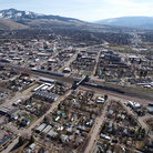 Picture - Aerial view of Missoula.