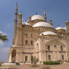 Picture - Mohammed Ali Mosque in Cairo.