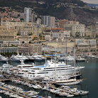 Picture - The harbor of Monaco.