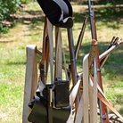 Picture - Rifles at the The Battle of Monmouth in New Jersey.