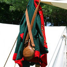 Picture - Costume for the re-enactment of The Battle of Monmouth in New Jersey.