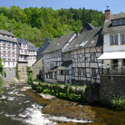 Picture - The small town of Monschau.