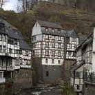 Picture - Half timbered house in Monschau.