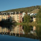 Picture - A resort at Mount Tremblant.