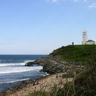 Picture - Montauk Point Lighthouse.