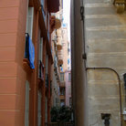 Picture - An alley in Monte Carlo.