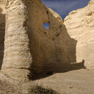 Picture - Rock formations at Monument Rocks.