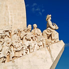 Picture - Discovery Monument in Lisbon.
