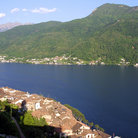 Picture - Lake Lugano, Morcote.