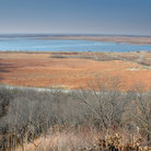 Picture - View of Squaw Creek National Wildlife Refuge.