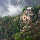 Picture - Mountain in Lushan National Park.