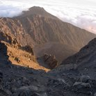 Picture - Mount Meru.
