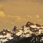 Picture - Mount Rainier National Park, view from Sunrise.