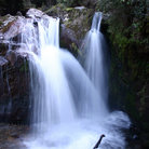 Picture - Mount Somers waterfalls.