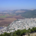 Picture - View of housing from Mt Tavor.
