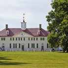 Picture - Grounds of the home of former President George Washington, at Mount Vernon, Virginia.