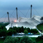 Picture - Olympic Stadium, Munich.
