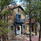 Picture - Exterior of Museum of Northern Arizona in Flagstaff, AZ.
