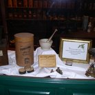 Picture - A display at the Museum of Small Town Life in Dover.