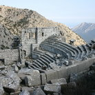 Picture - Theater of Olympos.