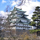 Picture - The Nagoya Castle.