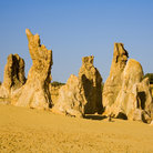 Picture - The Pinnacles at Nambung National Park.