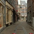Picture - Street in Namur.