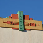Picture - Art Deco detail at Napier.